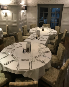 Special occasions and private dining